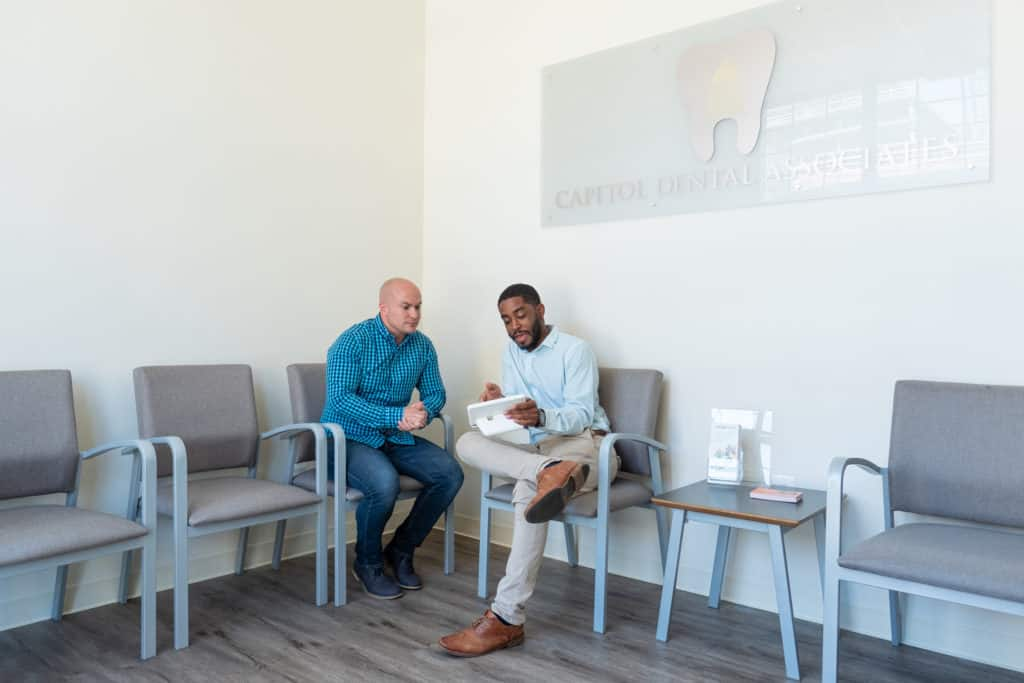 Patients Capitol Dental Associates Washington D.C. 2018 75 1024x683 - Dentistry in Washington, D.C.