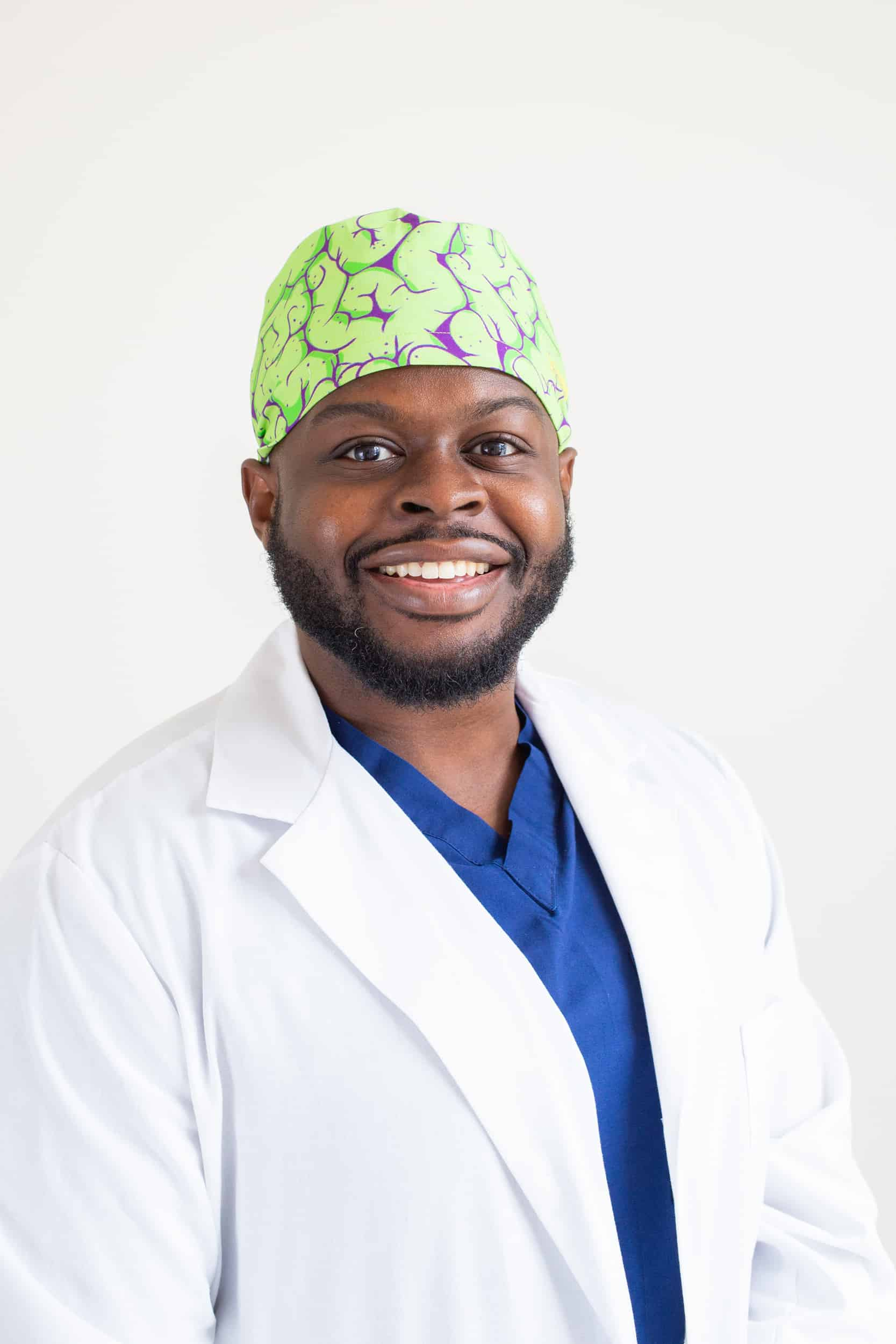 Portraits Capitol Dental Associates Washington D.C. 2018 55 - Dr. Israel Saintil