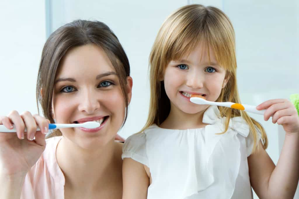 3162 1024x683 - How Do I Teach My Child to Brush Her Teeth?